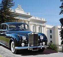 1959 Rolls-Royce Silver Cloud  by DaveKoontz