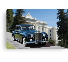 1959 Rolls-Royce Silver Cloud  Canvas Print