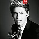 One Direction 'Niall Horan' iPhone & iPod Touch Case Design by Creat1ve