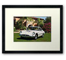 1964 Ferrari 400 Superamerica Framed Print