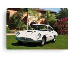 1964 Ferrari 400 Superamerica Canvas Print
