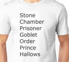 Harry Potter in Short Unisex T-Shirt
