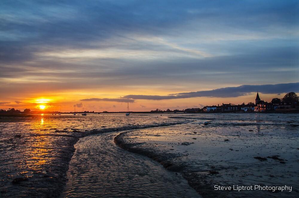 Bosham Sunset by Steve  Liptrot