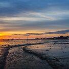 Bosham Sunset by Stephen Liptrot