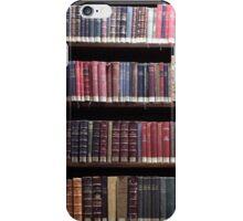 Old Books 2 iPhone Case/Skin