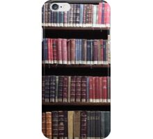 Old Books 2 iPhone Case/Skin