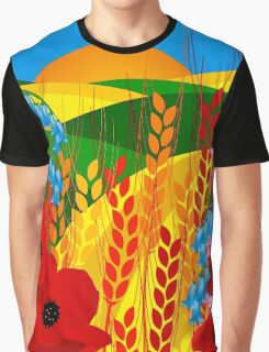 SUMMER IN ENGLAND Graphic T-Shirt