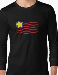Flag Day! Wear it Proud! Long Sleeve T-Shirt