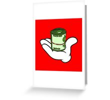 The Money Greeting Card