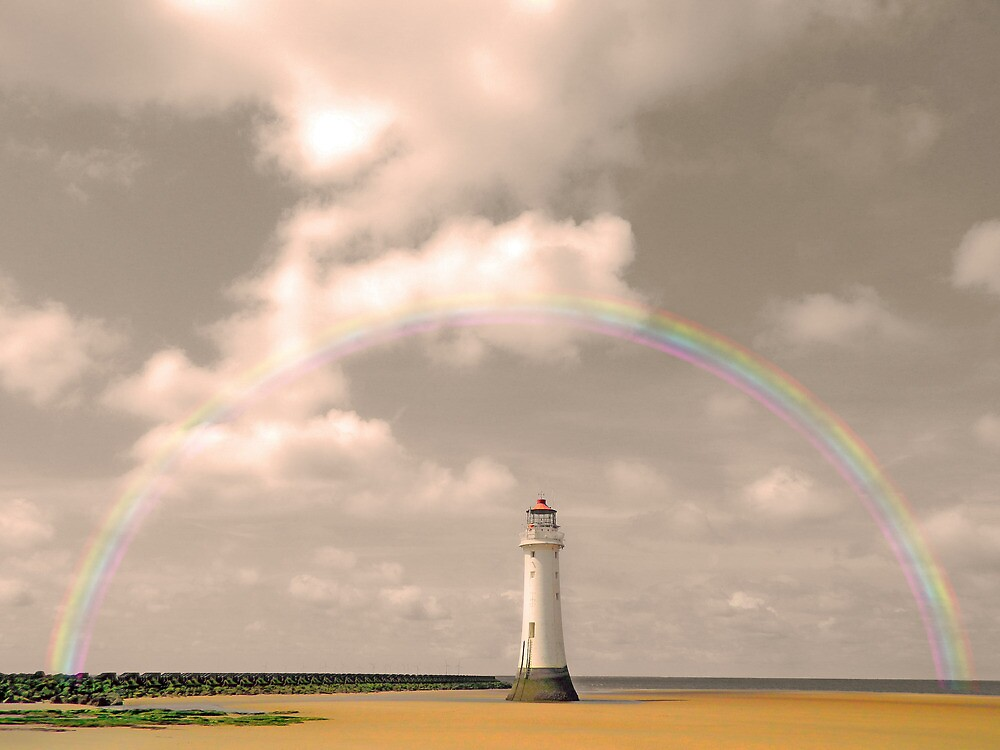 In Rainbows by DavidWHughes