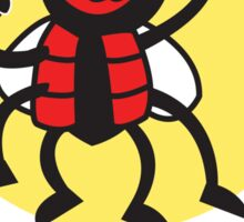 Pretty fly for a McFly Sticker