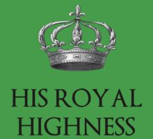 His Royal Highness Kids Clothes