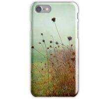A Dense Fog Surrounded Her iPhone Case/Skin