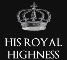 His Royal Highness by babydollchic