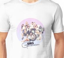 Girls Generation Unisex T-Shirt