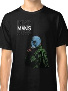 Dead Man's Shoes Comic Style Illustration Classic T-Shirt