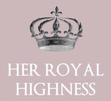 Her Royal Highness by babydollchic