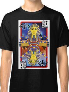 """Tutankhamun Tarot"" Classic T-Shirt"