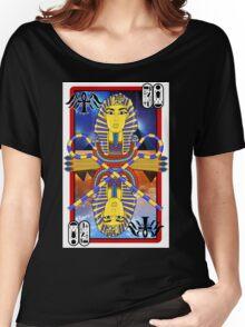 """""""Tutankhamun Tarot"""" Women's Relaxed Fit T-Shirt"""