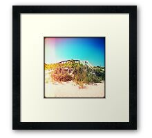 Pathway Home Framed Print