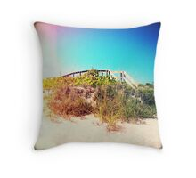 Pathway Home Throw Pillow