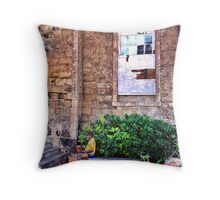 Falmouth, Jamaica Throw Pillow
