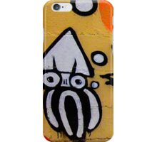 You Don't Make Friends With Giant Squids iPhone Case/Skin