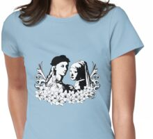 Loving is an art Womens Fitted T-Shirt