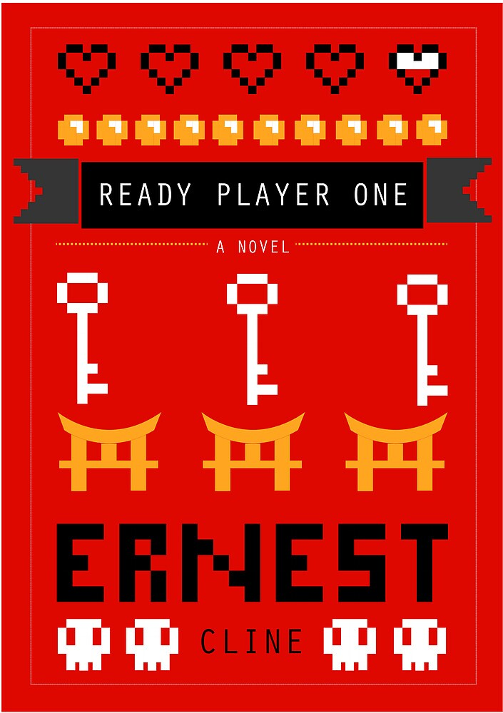 Ready Player One by Alii Marie