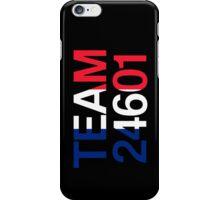 Team 24601 - Les Misérables iPhone Case/Skin