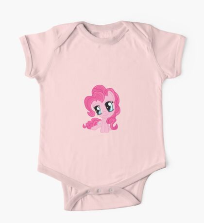 My Little Pony Pinkie Pie Chibi One Piece - Short Sleeve