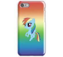 My Little Pony Rainbow Dash Chibi iPhone Case/Skin