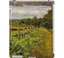 Beacon Hill, Leicestershire, UK iPad Case/Skin