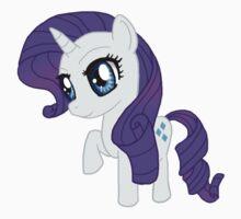 My Little Pony Rarity Chibi Kids Tee