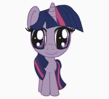 My Little Pony Twilight Sparkle Chibi One Piece - Long Sleeve
