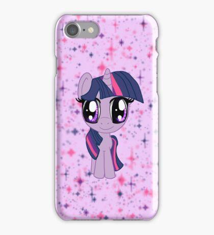 My Little Pony Twilight Sparkle Chibi iPhone Case/Skin