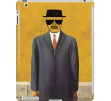 Magritte - Son of Man Parody iPad Case/Skin