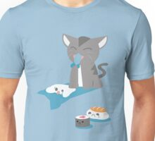 Be aware of the cat! Unisex T-Shirt