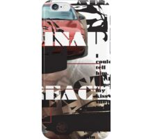 Watching, Reacting iPhone Case/Skin
