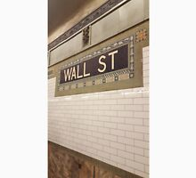 Wall St Subway Tile Unisex T-Shirt