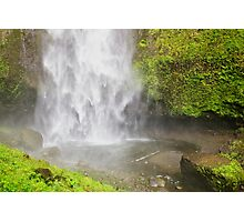 Partial Falls Photographic Print