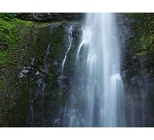 Feathery Falls Photographic Print