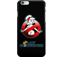 The REAL Lady Ghostbusters - Rule #63 Poster v2 iPhone Case/Skin
