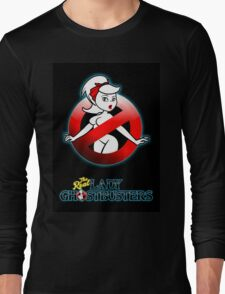 The REAL Lady Ghostbusters - Rule #63 Poster v2 Long Sleeve T-Shirt