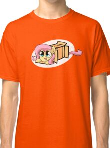 Fluttershy in a box Classic T-Shirt