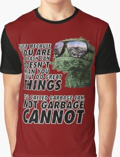 Garbage Can II Graphic T-Shirt