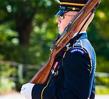 Honor Guard by Kurt LaRue