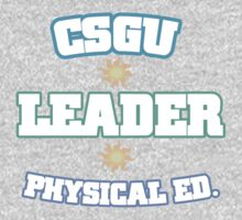 CSGU Physical ED. Leader  by TheGentleLuger