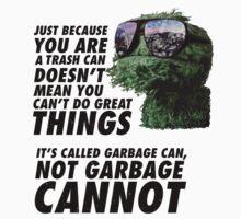 Garbage Can Kids Tee