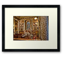 St Lawrence Mereworth Framed Print